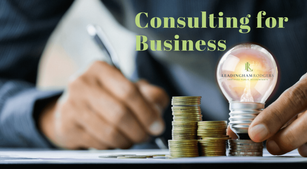 CPA Consultation – What Leadingham Rodgers Can Do For Your Business