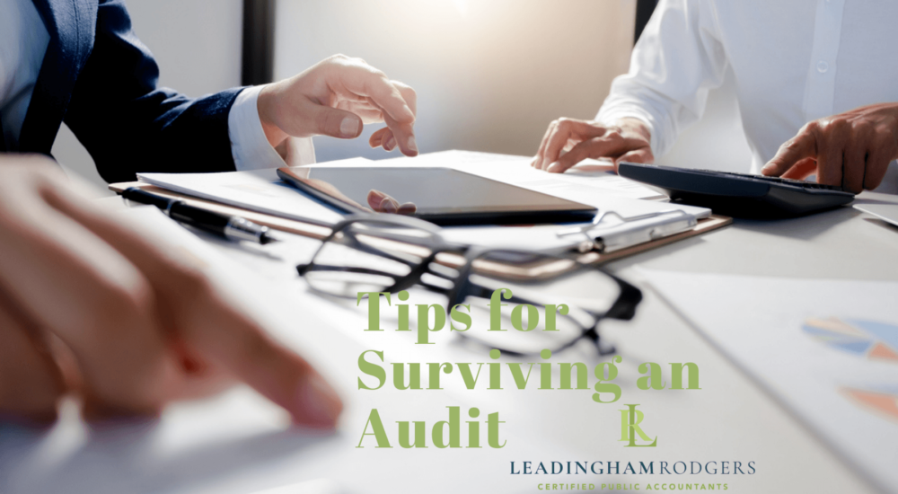 So You're Being Audited – Quick And Painless Tips